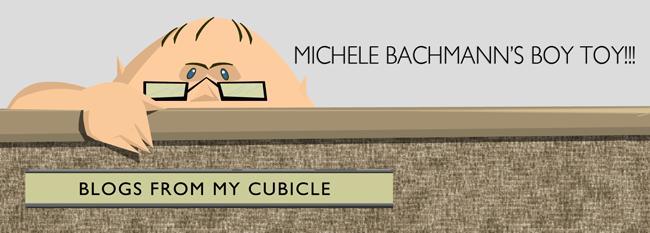 MICHELE BACHMANNS BOY TOY